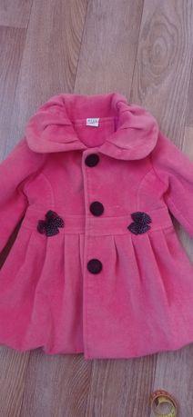 Пальто, курточка, для дівчинки, девочки