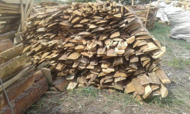 Дрова сосновые обрез из пилорамы