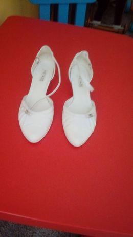 Buty ślubne roz 39