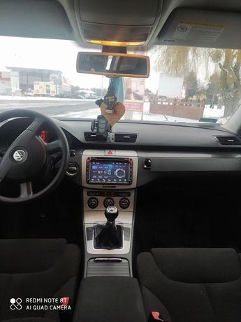VW Passat B6 140 km zamiana