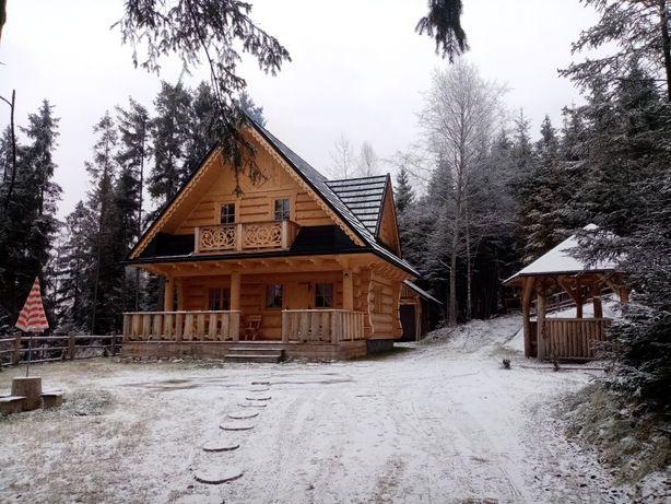 Domek w górach bacowka z balią. Nowy Targ/Zakopane . WOLNE TERMI