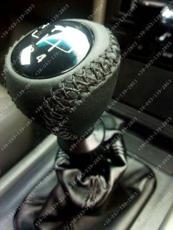 Чехол АКПП / МКПП Ручки Chevrolet Lacetti Aveo Шевроле Лачетти Авео