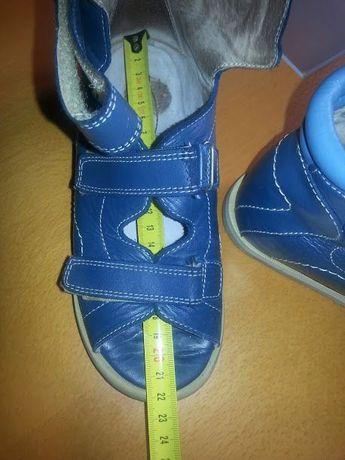 OKAZJA super sandałki buty zdrowotne Anti-but r 33 + wkładki Memo