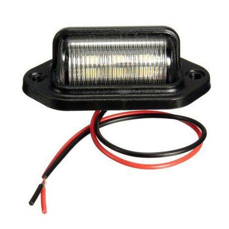 Luz LED de Reboque / Matricula / Atrelado