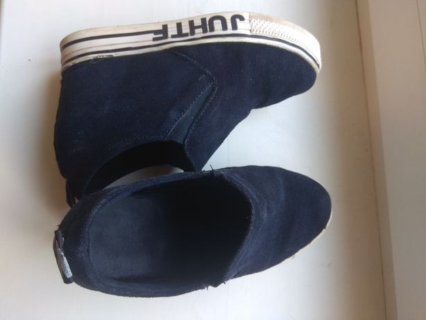 Туфли женские сникерсы