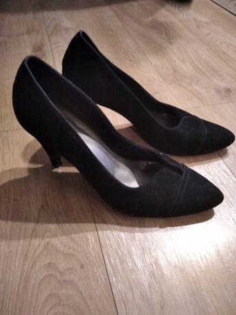 Szpilki damskie czarne