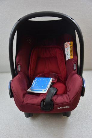 Fotelik Samochodowy MAXI-COSI CITI 0-13kg Red