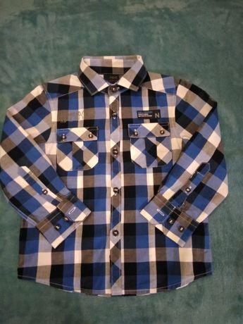 Koszula chłopięca r 104
