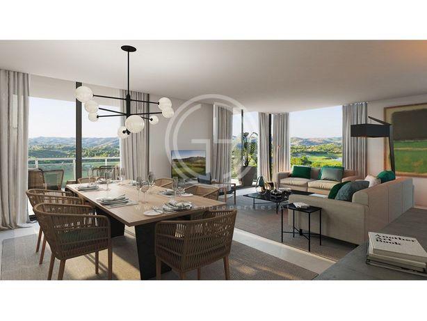 T3 Penthouses em Sesmarias, Vila Nova de Cacela