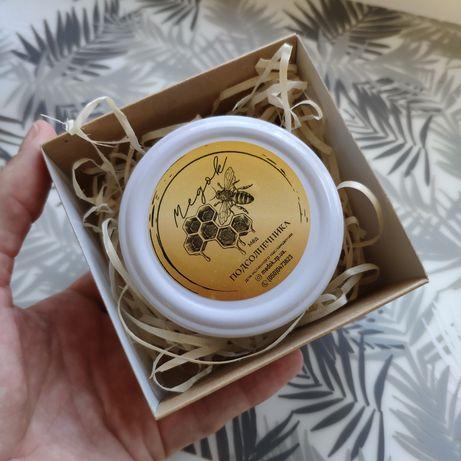 Баночка мёда на подарок