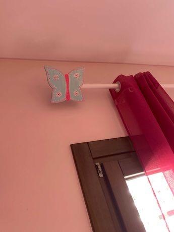 Terminais de varão para cortinado