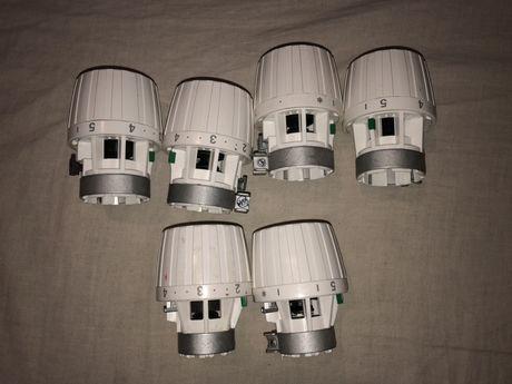 Głowica termostatyczna 4 sztuki Danfoss