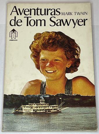 Aventuras de Tom Sawyer - Mark Twain