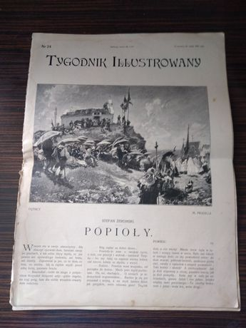 Tygodnik illustrowany nr 24 1903 r
