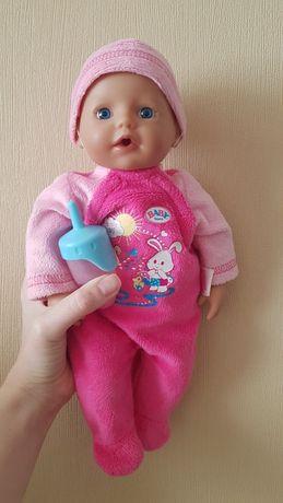 Оригинал кукла zapf creation My little baby born 31 см
