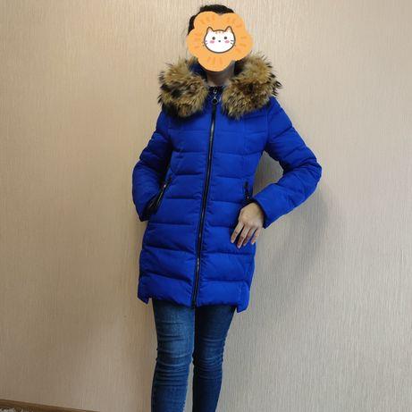 Крутая новая женская (зимняя) курточка