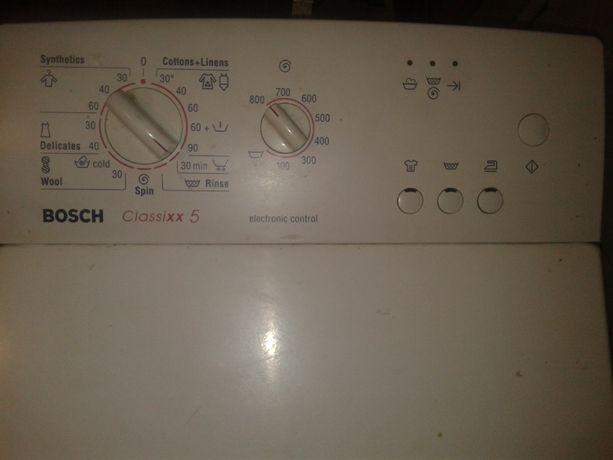 пральна машина bosch classixx 5 на запчасти
