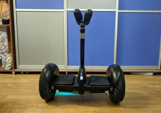 Мини Сигвей Гироборд Ninebot Mini Pro Гироскутер. Наложка