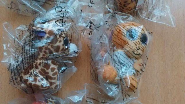 Ty Beanie Boo McDonald's żyrafa