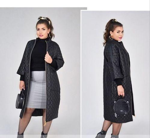 Куртка - пальто размер 62