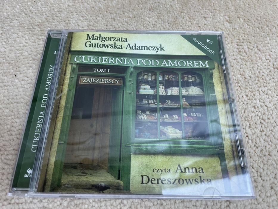 Audiobook Małgorzata Gutowska-Adamczyk Cukiernia pod amorem tom I-III Nowe Tokary - image 1