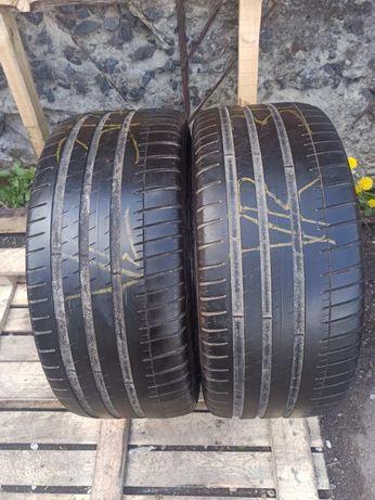 Michelin 255/40r19 лето резина шины б/у склад