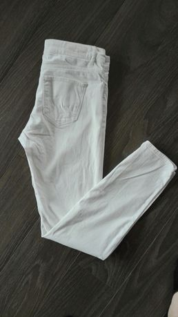 Lindex skinny rurki jeansy 38
