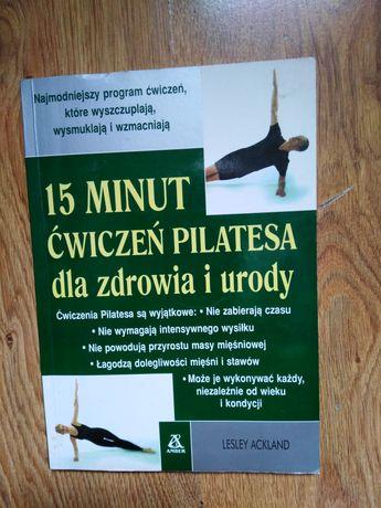 15 minut cwiczen Pilatesa oraz film Pilates