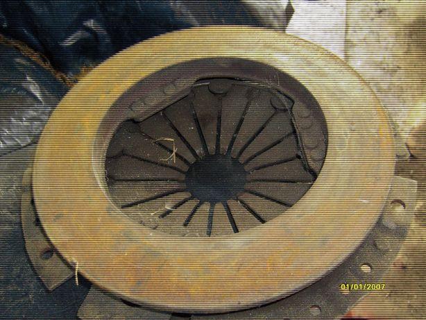 Транспортёр t3 колокол,диск сцепления ,корзина