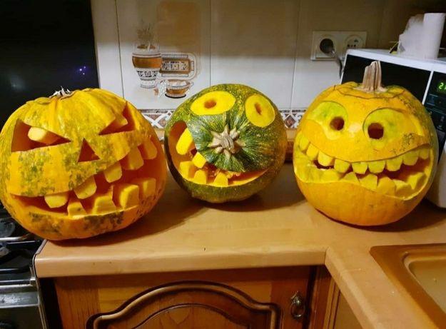Тыква на Хэллоуин, Halloween, светильник Джэка, тыква на Хеллоуин