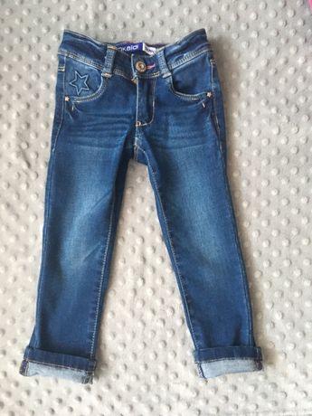 Okaidi jeansy roz 86