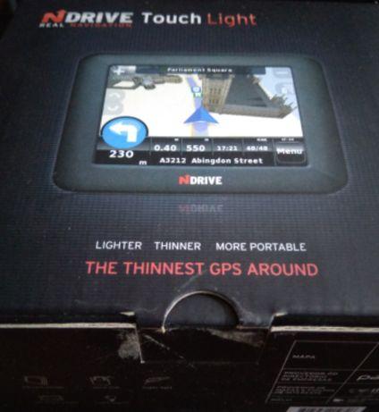 GPS NDrive Touch Light