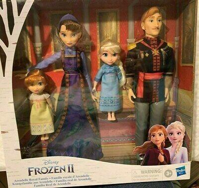 Эксклюзивный набор королевская семья холодное сердце 2 родители