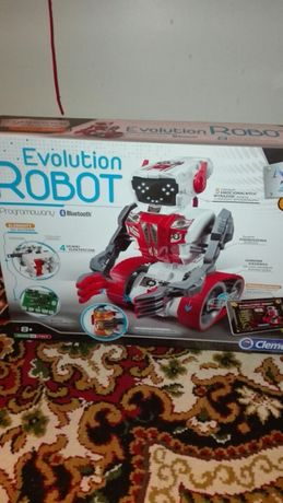 Robot zabawka dla dzieci