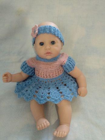 Пупс - кукла беби Анабель.