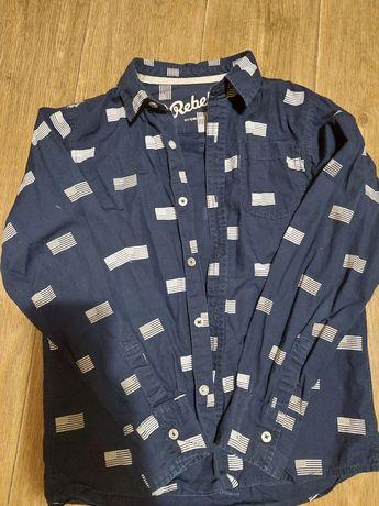 Рубашки школьнику 9-10-11лет