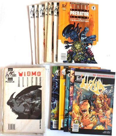 Mega Komiks Tm-Semic Fun Media Alien Predator ... na sztuki wysyłka