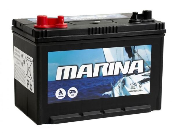 Akumulator do łodzi, kamperów, solarów Marina X-pro 100Ah/850A