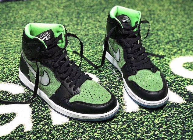 Jordan high green 1 (46 )