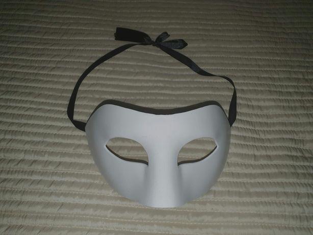 Mascaras Originais Veneza Brancas p/ Pintar