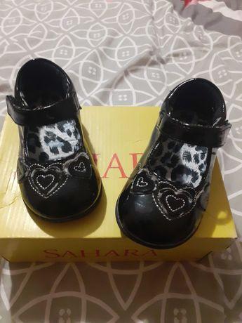 Pantofelki dla małej damy