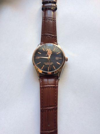 Часи, годинник U.S. Polo Assn новий