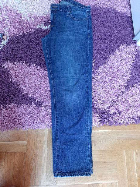 Spodnie jenasowe Calvin Klein