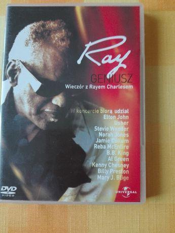Ray Geniusz- wieczór z Rayem Charlesem - dvd