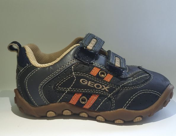 Кроссовки ботинки geox на мальчика