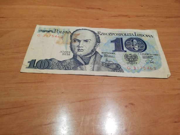 Kolekcja banknotów polskich