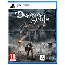 demon's souls PS5