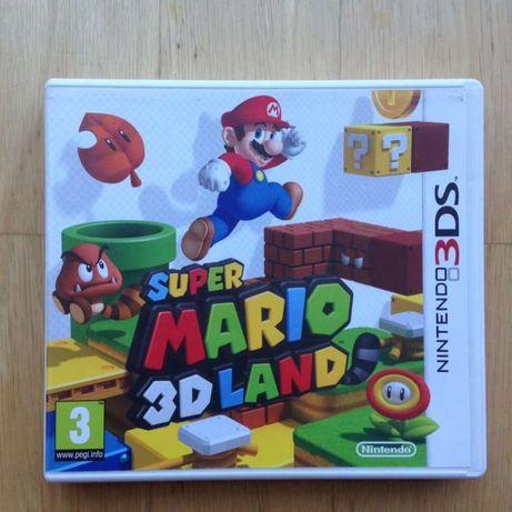 Jogo Nintendo 3DS Super Mário 3DLand