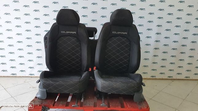 Bancos / Backets Seat Ibiza 6J Cupra