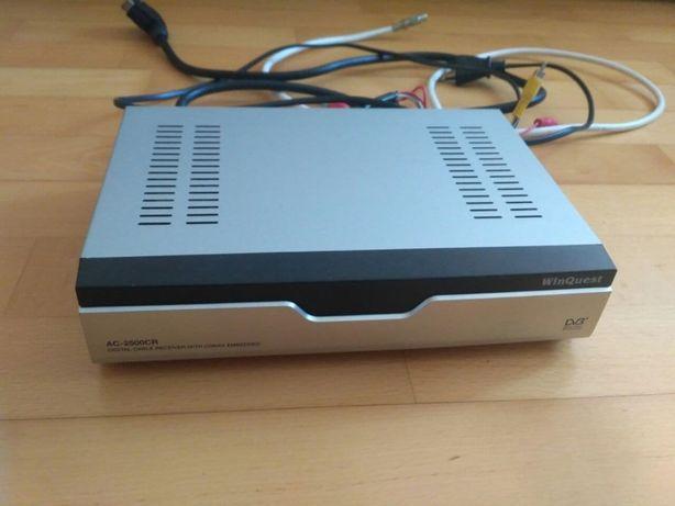 Цифровой кабельный ресивер WinQuest AC-2500CR